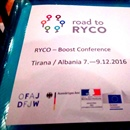 Balkan Regional Platform for Regional Youth Cooperation and Dialogue presented at Boost conference: RYCO