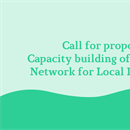 Call for proposal: Capacity building of the Balkan Network for Local Democracy