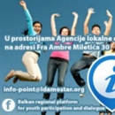 LDA Mostar has opened Youth Info Point
