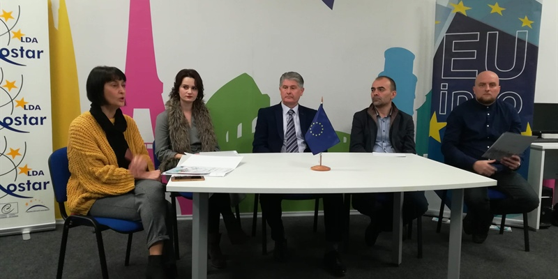 Panel discussion: BiH on its path towards EU integration