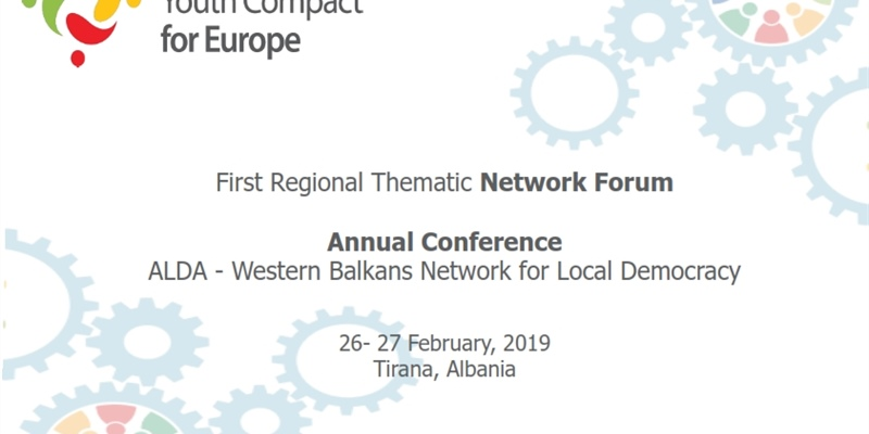 First Regional Thematic Network Forum in Tirana