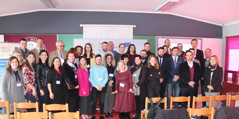 Making the European Agenda more youth friendly in the Western Balkans