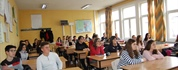 Youth impact workshop in Prilep